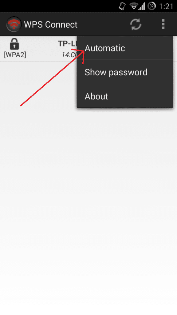 wifi hack android 5