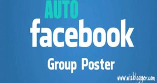 facebook auto group poster
